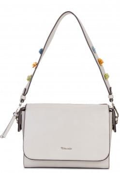 Tamaris Handtasche mit Reißverschluss Arabella mittel Grau 30171810 lightgrey 810