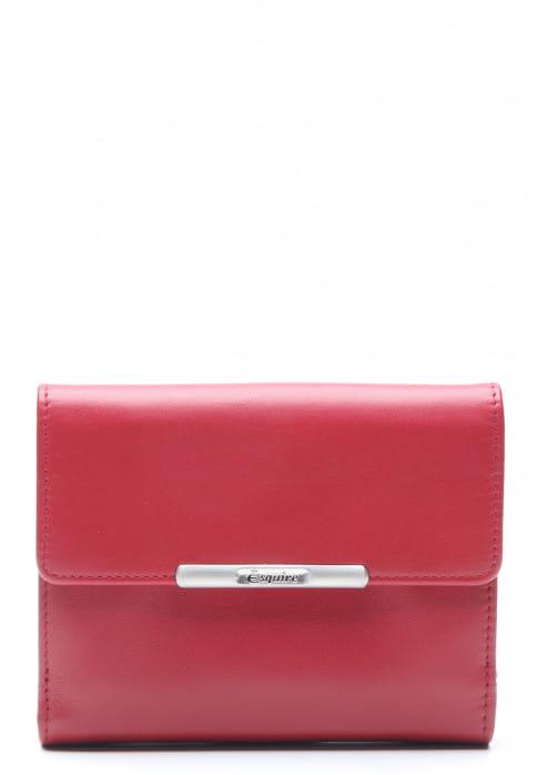 Esquire Damenbörse HELENA Rot 1320511 rot 11