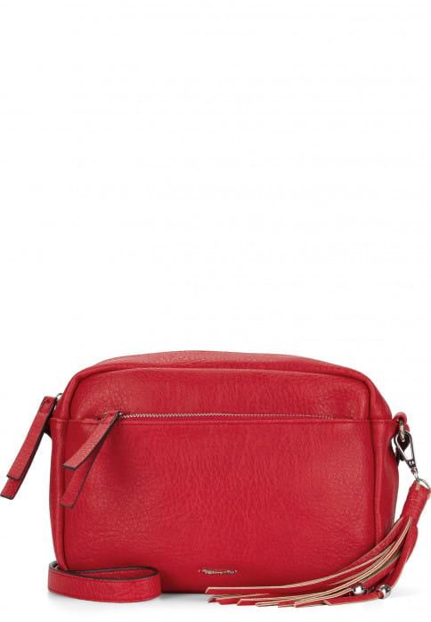 Tamaris Handtasche mit Reißverschluss Adele mittel Rot 30473600 red 600