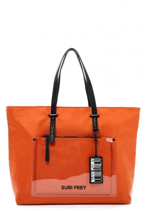 SURI FREY Shopper SURI Black Label Tessy groß Orange 16052610 orange 610