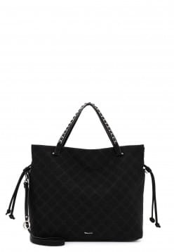 Tamaris Shopper Anastasia Soft groß Schwarz 31266100 black 100