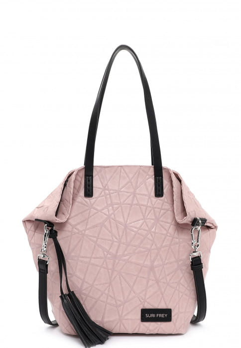 SURI FREY Shopper Kimmy groß Pink 12794650 rose 650