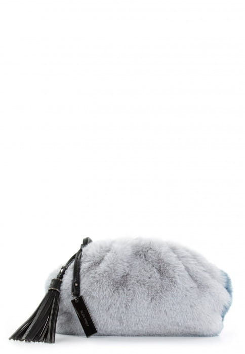 SURI FREY Bügeltasche Buffey Special Edition Grau ML13001800 grey 800