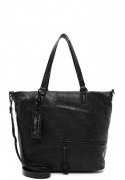 SURI FREY Shopper Chelsy mittel Schwarz 13043100 black 100