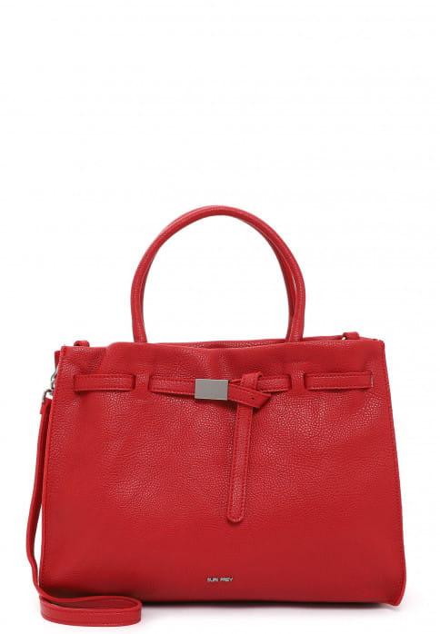 SURI FREY Businesstasche Josy groß Rot 12583600 red 600