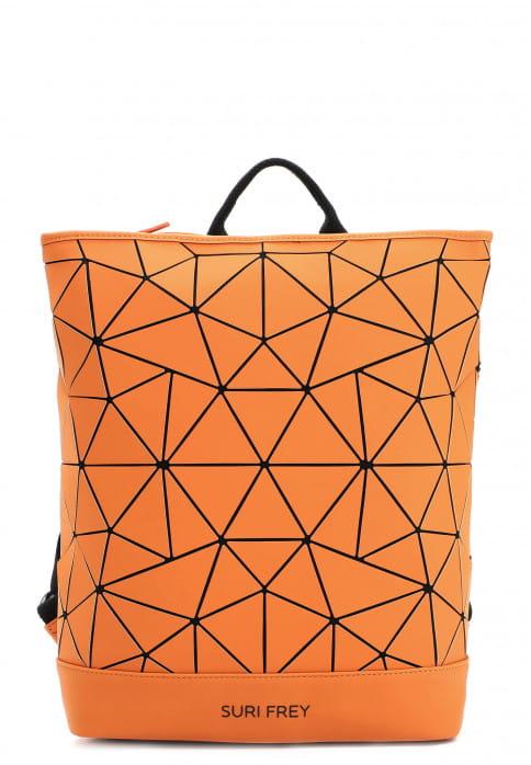 SURI FREY Rucksack SURI Sports Jessy-Lu groß Orange 18041610 orange 610