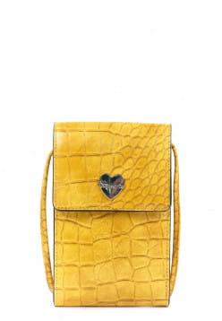 Tamaris Handyetui Daphne Croco Special Edition Gelb ML31321460 yellow 460