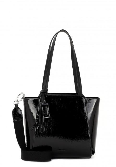 Tamaris Shopper Cindy mittel Schwarz 31011100 black 100