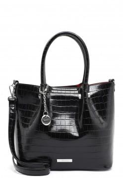 Tamaris Shopper Christiane mittel Schwarz 31050100 black 100