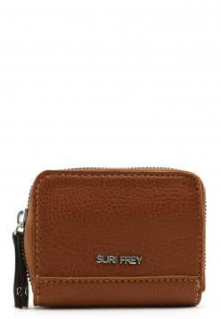 SURI FREY Geldbörse Lory  Braun 12825700 cognac 700