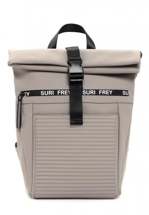 SURI FREY Rucksack Carry mittel Braun 12985900 taupe 900