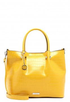 Tamaris Shopper Christiane groß Gelb 31051460 yellow 460