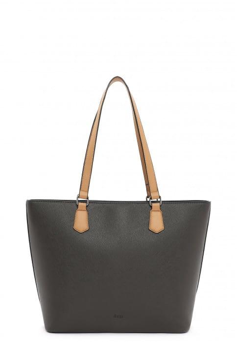 Sina Jo Shopper Karina groß Grau 864800 grey 800