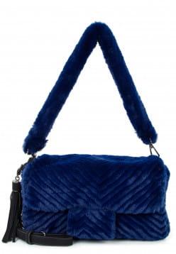 Tamaris Umhängetasche Bettina mittel Special Edition Blau 30680500 blue 500