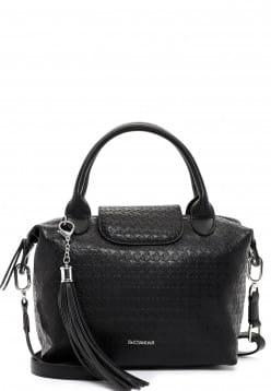 EMILY & NOAH Shopper Fanni klein Schwarz 63020100 black 100