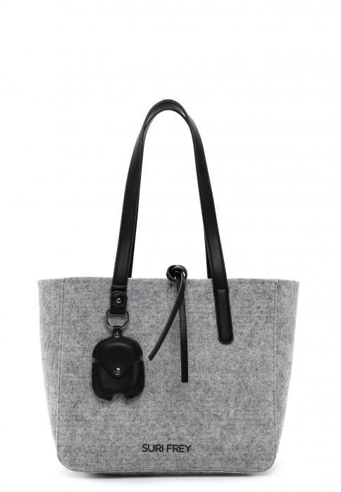 SURI FREY Shopper Kristy mittel Grau 13081800 grey 800