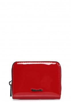 Tamaris Geldbörse mit Reißverschluss Bea  Rot 30765699 red-Lack 699