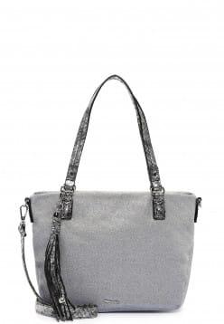 Tamaris Shopper Debby klein Silber 31334830 silver 830